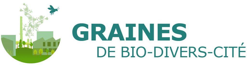 Logo Graines de Bio-Divers-Cité
